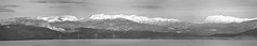 Earth's Curvature Panorama in B&W! (GEORGE TSIMTSIMIS) Tags: panorama landscape bw rionantirrion bridge earthscurvature vardousiamt gionamt parnassosmt snow peaks winter sea sky horizon pentaxk1 ricohimaging pentaxhddfa150450mmf4556dcaw
