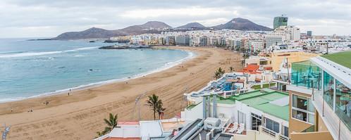 Playa de Las Canteras D81_5192