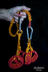 JoyRide Cuffing (TheGhostVaporVision) Tags: fetish shibari rope creation bondage bdsm ankecuffs legiron fashion design rigger knots beauty sexy artist art handcuffs cuffs paracord kinky madmax