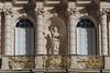 Schloss Linderhof  (1) (berndtolksdorf1) Tags: deutschland bayern oberbayern schloss linderhof figur fassade historisch architektur bauwerk outdoor