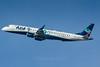PR-AYS (rcspotting) Tags: prays embraer e195 azul vcp sbkp azulverde renewable jet fuel