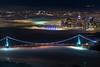 LuminoCity 💡🏢 Vancouver, BC (Michael Thornquist) Tags: fogcouver fog lionsgatebridge firstnarrowsbridge suspensionbridge bridge burrardinlet prospectpoint canadaplace vancouverconventioncentre vancouverlookout cityscape vancouver downtownvancouver westvancouver westvan 604now photos604 explorebc explorecanada canoncanada ilovebc britishcolumbia pacificnorthwest pnw canada 500px