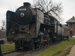 P1218740 (Dreamaxjoe) Tags: gozmozdony 424steamlocomotive steam locomotive 424 bivaly celldömölk