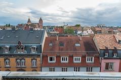 LAFAYETTE TOIT-101 (MMARCZYK) Tags: france alsace grandest strasbourg basrhin 67 panorama toit dach galeries lafayette