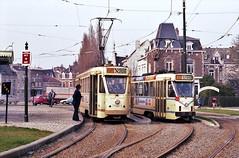 7053 32 barré (brossel 8260) Tags: belgique bruxelles tram stib pcc