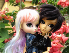 💖 Valentine's Day 💖 (♥ MarildaHungria ♥) Tags: valentinesday romantic love pullip taeyang couple doll groove nature together