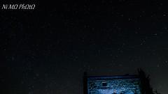 TL star trail 1.1 (Ni MΩ PhΩtΩ) Tags: startrail timelapse nightsky nuitclaire auvergne cielétoilé