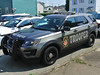 Pennsylvania State Police (Emergency_Spotter) Tags: pennsylvania state police ghost units funeral latrobe pa ford fleet interceptor utility sedan troopd gray reflective setina push bumper first finest trooper