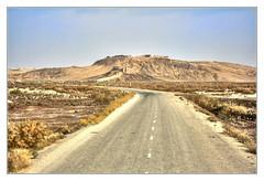 Urgench UZ - Ayaz Kala 04 (Daniel Mennerich) Tags: silk road uzbekistan choresm history architecture hdr clay fortresses kysylkum