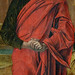 BELLINI Giovanni,1465-70 - Le Calvaire (Louvre) - Detail 46