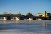 22nd Street Bridge (Lester Public Library) Tags: tworiverswisconsin tworivers wisconsin bridge bridges water ice winter easttwinriver rivers frozen 22ndstreetbridge river lesterpubliclibrarytworiverswisconsin readdiscoverconnectenrich