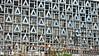Exterior (VIETNAM) (ID Hearn Mackinnon) Tags: vietnam vietnamese viet 2016 hanoi ha noi south east asia asian north buildings design motif architecture architectural modern city urban triangles screen