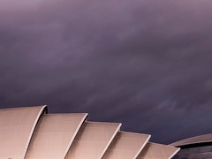 'Finding the light in the dark' (JayyM) Tags: possibilities dreams clouds nature sky contrast weather cloud dark home architecture glasgow