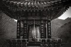 Temple bell (koribrus) Tags: x100s vscocam south korea fujix100s vsco digital koribrus fuji kori brus xseries fujifilm 23mm southkorea