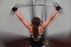 A... à la barre ! (Pi-F) Tags: bodybuilding muscle tattoo woman girl exercise traction barre sport effort back hair xi beauty she entrainement musculation tatouage femme jeune dos morphologie épaule cheveux