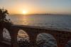Dakar depuis Gorée (hubertguyon) Tags: sénégal senegal afrique africa sahel ouest west gorée ile island esclave slave mer sea océan atlantique atlantic