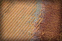 Pillow I (Alexander Day) Tags: pillow stitching color vignette abstract macro alex alexander day piscataway new jersey