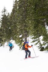 Hana Boye (Tielma) Tags: pemberton hanaboye touring bccanada mounatineering backcountry joffrecreek skitouring magnusbyne skiing