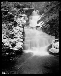 Raymondskill Falls, Delaware Water Gap National Recreation Area, Pennsylvania