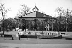 The Bandstand (Barry Miller _ Bazz) Tags: outdoorphotography cheshire lens 5d3 canon brassband halton victoriapark bandstand widnes