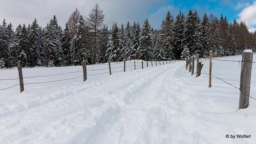 Schneeschuhwandern Pack 18