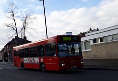 Go-Ahead London General LDP285 LX06FAU | 322 to Crystal Palace (Unorm001) Tags: red london single deck decks decker deckers buses bus routes route diesel