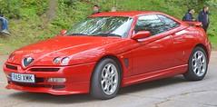2002 Alfa Romeo GTV Cup V6 3.0 (Charles Dawson) Tags: autoitalia2017 ra51xmk alfaromeo alfaromeogtv
