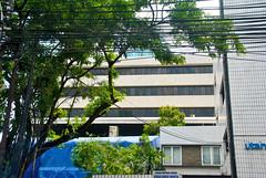 Belakang Graha Arda (Ya, saya inBaliTimur (leaving)) Tags: jakarta building gedung architecture arsitektur office kantor
