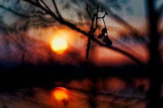 #172 - Sunset by the water #2 / Západ u vody