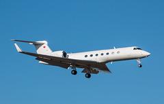 EGLF - Gulfstream G550 - TC-TTC (lynothehammer1978) Tags: eglf fab farnborough farnboroughairport tcttc gulfstreamg550