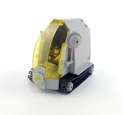Sirius Cyberdine TR9000 surface rover (timhenderson73) Tags: lego febrovery rover custom moc neo classic space