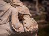 Waverley Cemetery 25 (Mariasme) Tags: friendlychallenges cemetery statue praying waspnest waverleycemetery textures challengeyouwinner
