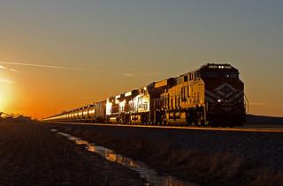 NS 8104, NS Fostoria District, Edgerton, Indiana