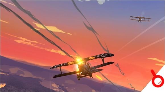 《天空之怒DX》將登陸Switch支持本地分屏