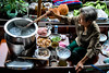 Damnoen Saduak (Valdas Photo Trip) Tags: thailand damnoen saduak floating market street photography