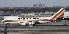 N700CKJFK31R (MAB757200) Tags: kalittaair b7474r7f n700ck aircraft airplane airlines jetliner kjfk jfk boeing runway31r airport