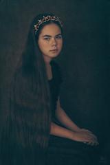 Timeless and Charming (MissSmile) Tags: misssmile child kid girl teenager portrait art artistic vintage style beauty pretty memories studio