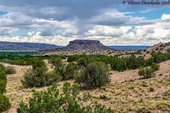Black Mesa, New Mexico (vdwarkadas) Tags: mesa sanildefensopueblo lamesilla nature newmexico santafe clouds sony sonya6000 sonyilce6000