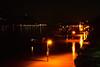 Rheinhochwasser (fish.eye65) Tags: rhein hochwasser rheinhochwasser wasser water rhine highwater nacht night lanzeitbelichtung longtomeexposure