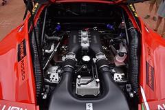 Ferrari Backseat (Scott 97006) Tags: ferrari engine compartment rear car nuscle power backside