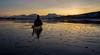Seakayaking. Not enough ice to be a problem. (Snemann) Tags: kayak kayaking seakayaking kvaløya january pentaxk5 smcpda1650mmf28edalifsdm pentax k5 atsea colours winter tromsø norway