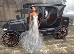 LuceMia - :: TIFFANY DESIGNS :: (2018 SAFAS AWARD WINNER - Favorite Blogger -) Tags: tiffany designs posesion sl new fashion poses elegance creations mesh silver colors agatha set