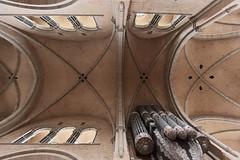 Trier - Cathedral of Trier (Michael.Kemper) Tags: voyage travel travelling reise germany deutschland rheinland pfalz rheinlandpfalz rhineland palatinate rhinelandpalatinate trier cathedral trierer dom high saint peter hohe domkirche st zu kirche church unesco world heritage site welterbe unescowelterbe canon eos 6d canoneos6d canonef1635f4lisusm ef 1635 f4l f4 l is usm decke dach ceiling roof orgel organ rom rome römisches reich roman empire säule säulen pillar pillars column columns sankt