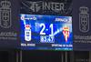 Marcador (Dawlad Ast) Tags: real oviedo sporting de gijon partido derbi asturias estadio nuevo carlos tartiere españa febrero 2018 segunda division liga futbol soccer marcador derby 21