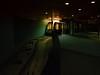In the Darkness (k4eyv) Tags: houston texas houstonintercontinentalairport lightrailtransportation darkness underground olympusomde5