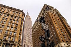 Manhattan | New York (chamorojas) Tags: 2016 chamorojas albertorojas newyork nuevayork heraldsquare empirestate archicture estadosunidos
