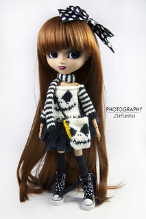 Selina Nightmare Before Christmas (Pullip Catwoman)