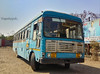 BL 3356 GANGAKHED DEPOT (yogeshyp) Tags: msrtc maharashtrastatetransport gangakheddepotbus msrtcmanavvikasbus