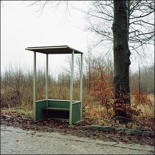 Bus Stop - Kodak Porta 100T
