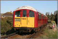 483009, Lake (Jason 87030) Tags: tube london stock underground islandline metro cammel unit emu electricmultipleunit red short small tren train shanklin lake iow isleofwight island 2008 20d eos canon piece shot shoot lineside ts location thirdrail electric photo photos pic pics socialenvy pleaseforgiveme picture pictures snapshot art beautiful picoftheday photooftheday color allshots exposure composition focus capture moment